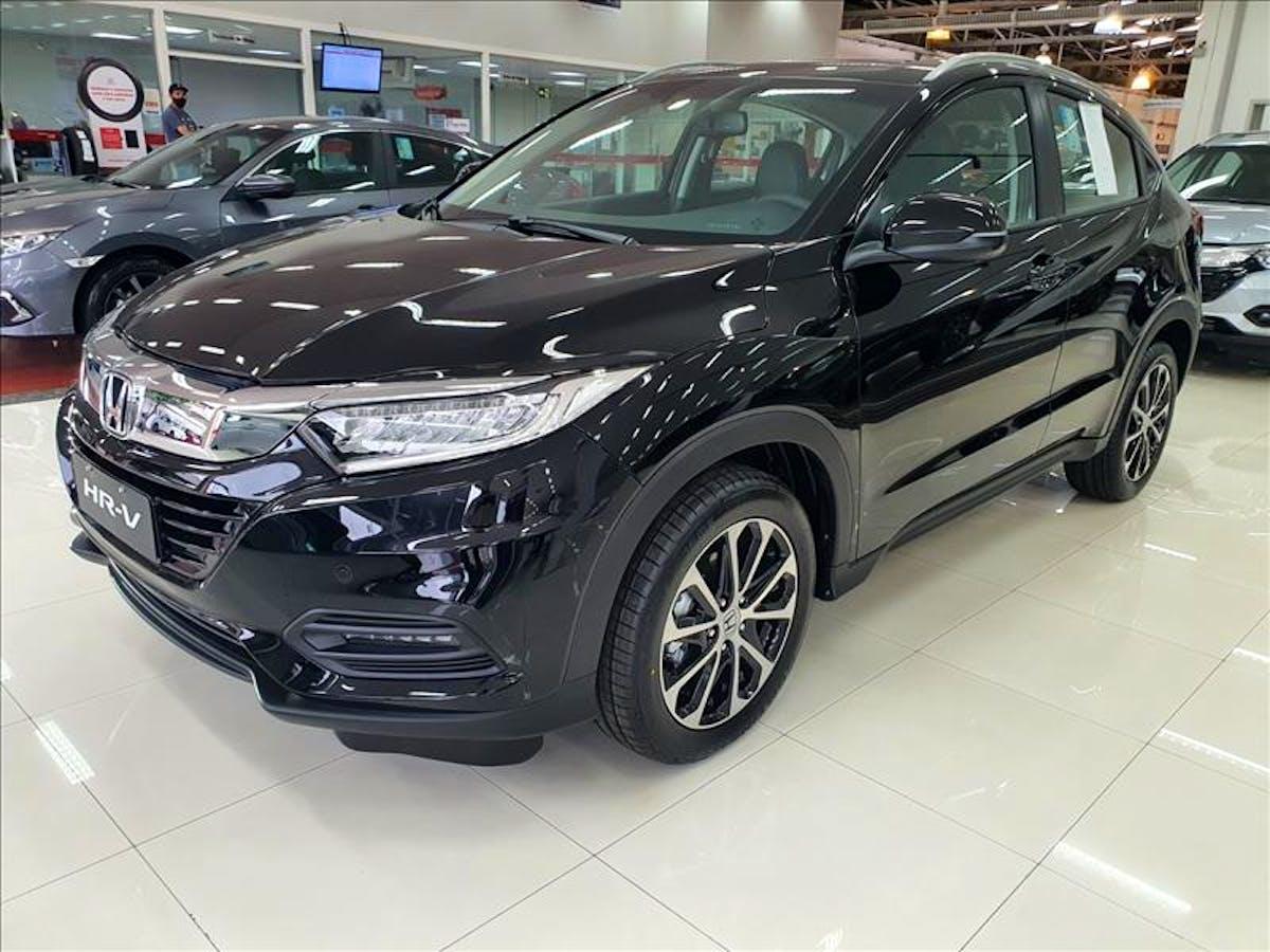 Honda HR-V 1.8 16V EXL 2020/2020 - Foto 9