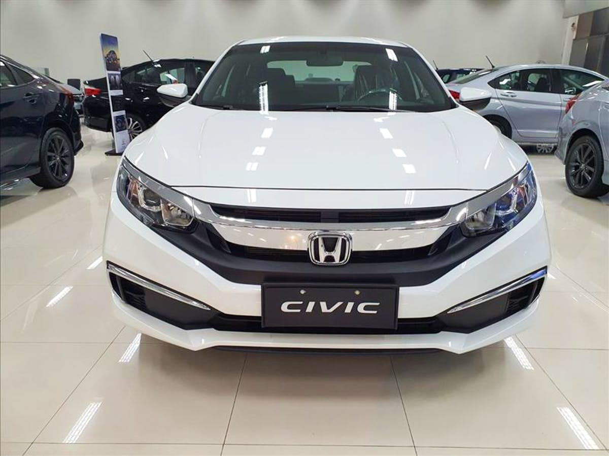 Honda CIVIC 2.0 16vone LX 2021/2021