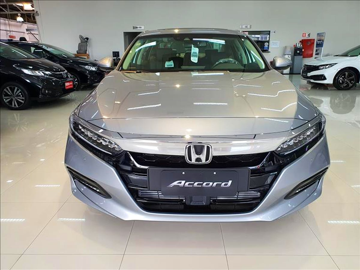 Honda ACCORD 2.0 Vtec Turbo Touring 10at 2019/2019 - Foto 1