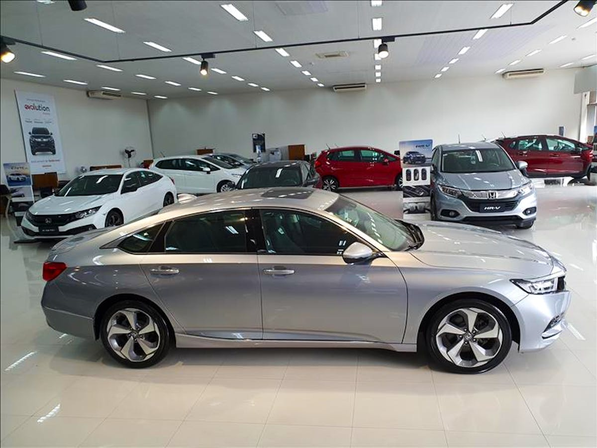 Honda ACCORD 2.0 Vtec Turbo Touring 10at 2019/2019 - Foto 4