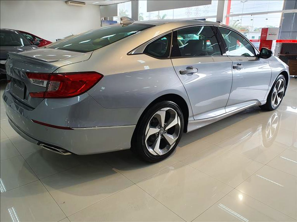Honda ACCORD 2.0 Vtec Turbo Touring 10at 2019/2019 - Foto 5