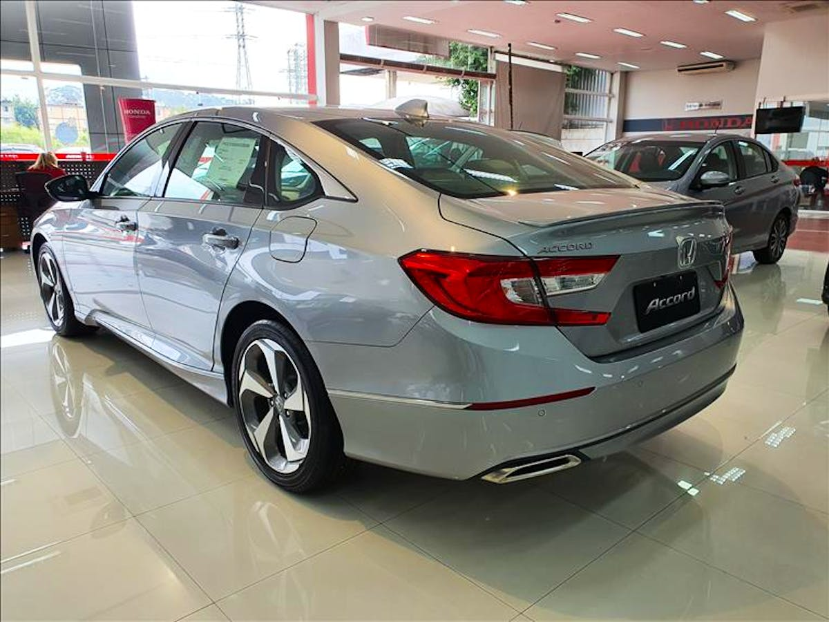 Honda ACCORD 2.0 Vtec Turbo Touring 10at 2019/2019 - Foto 7