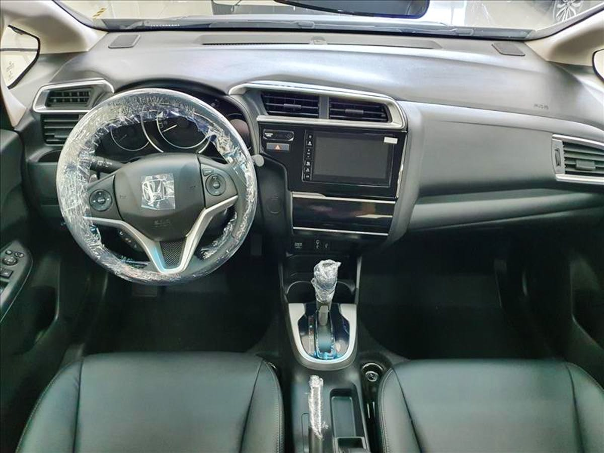 Honda FIT 1.5 EXL 16V 2021/2021 - Foto 5