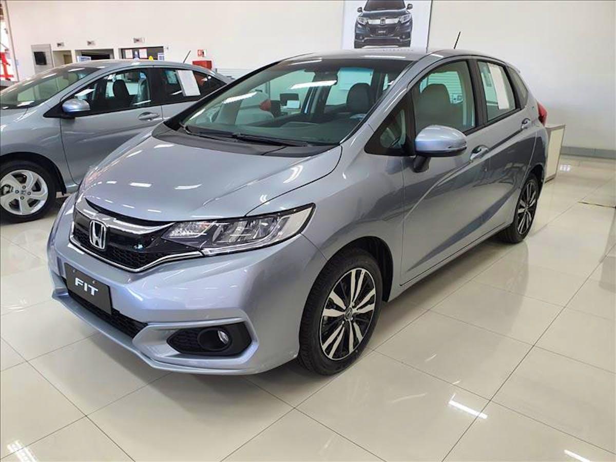 Honda FIT 1.5 EX 16V 2020/2020 - Foto 9