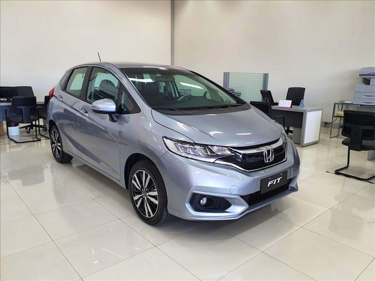 Honda FIT 1.5 EX 16V 2020/2020 - Foto 10