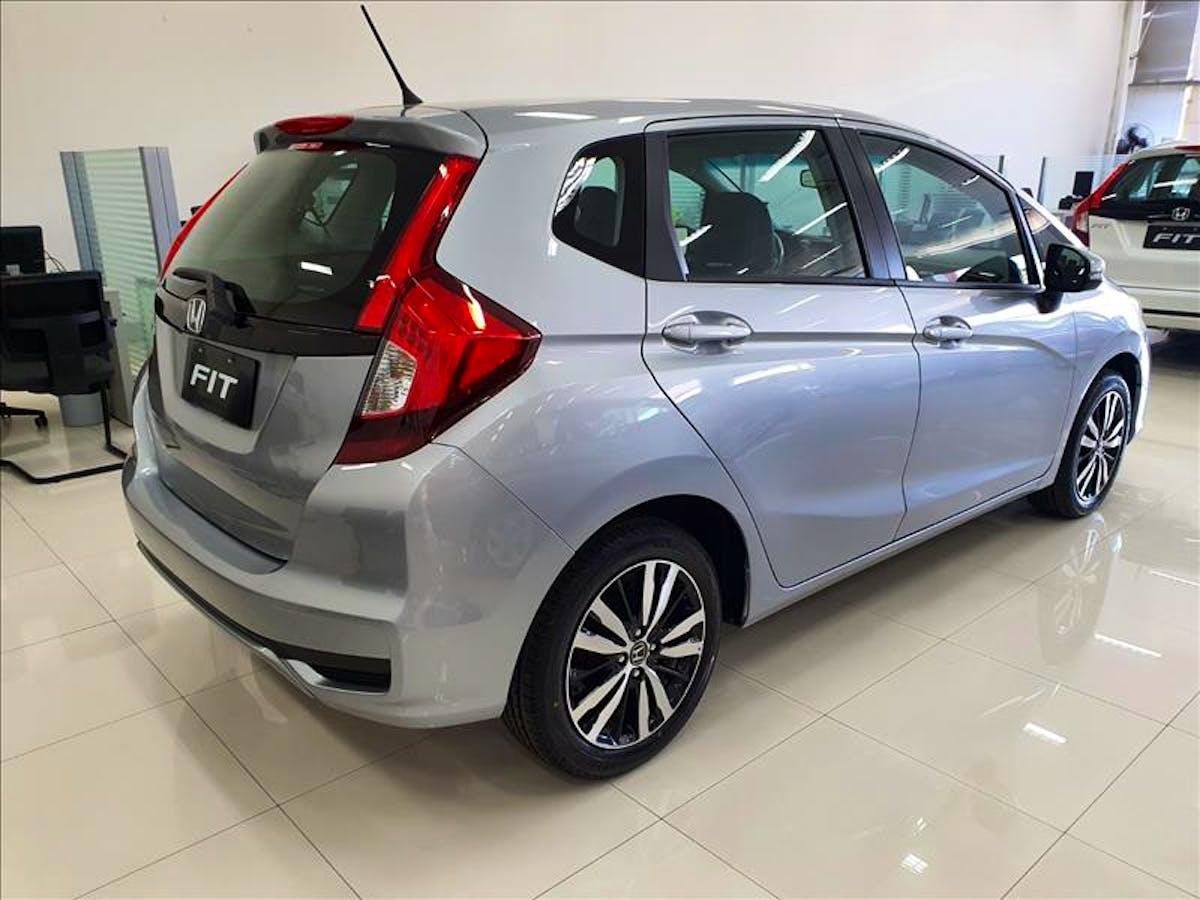Honda FIT 1.5 EX 16V 2020/2020 - Foto 12