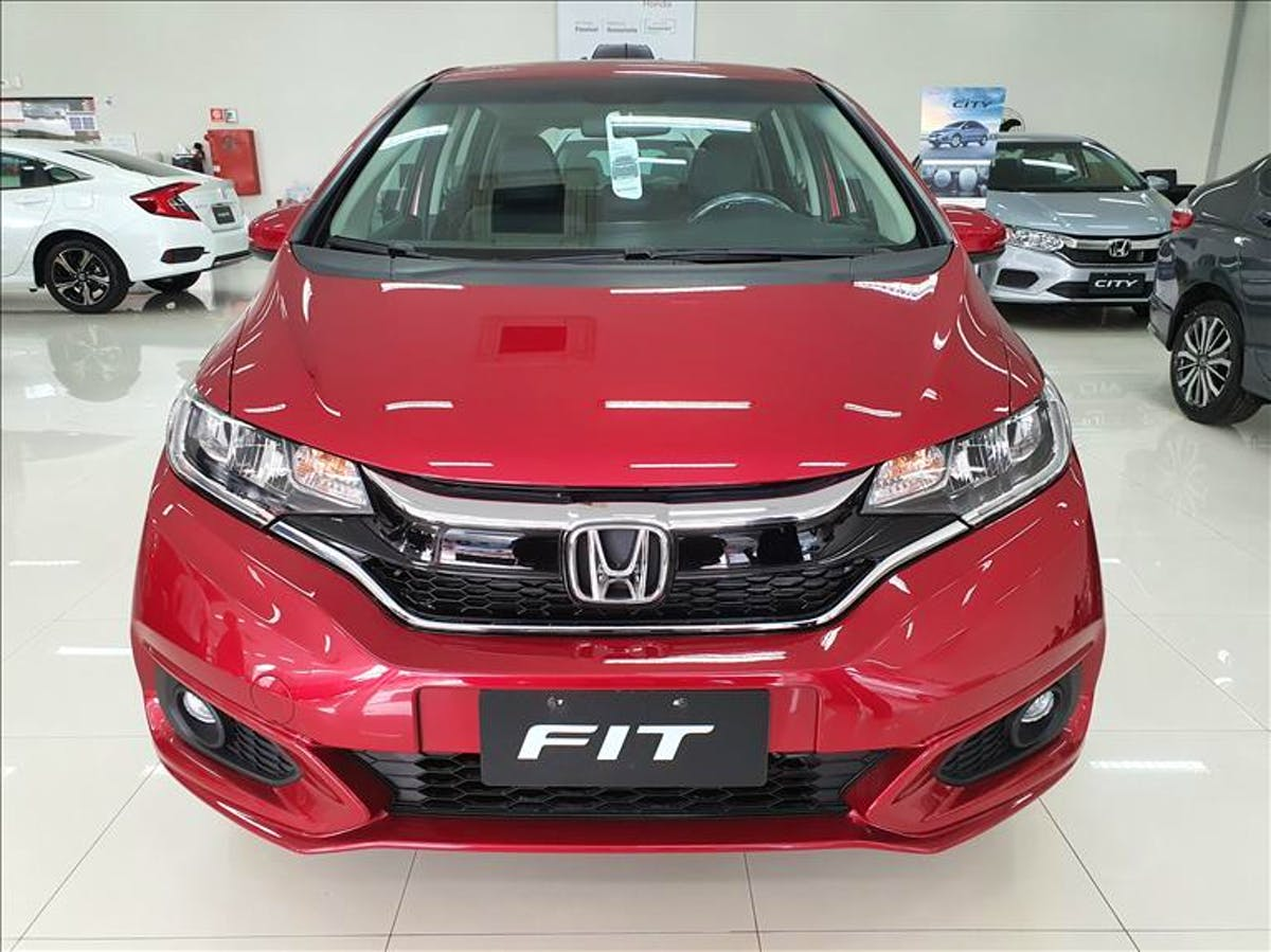 Honda FIT 1.5 EXL 16V 2019/2020