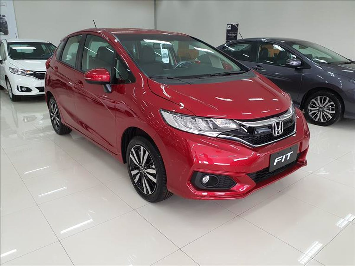 Honda FIT 1.5 EXL 16V 2020/2020 - Foto 2