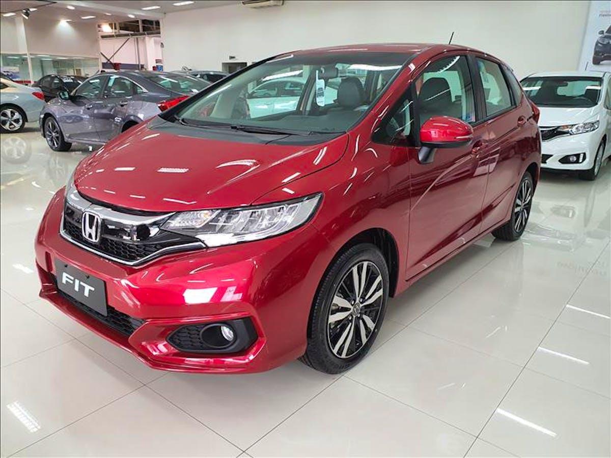 Honda FIT 1.5 EXL 16V 2020/2020 - Foto 3