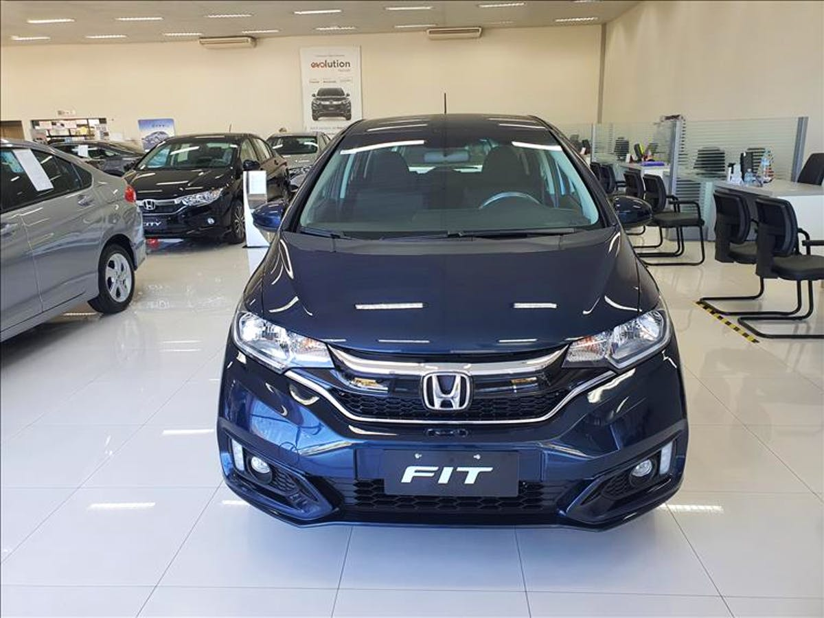 Honda FIT 1.5 LX 16V 2020/2020 - Foto 1