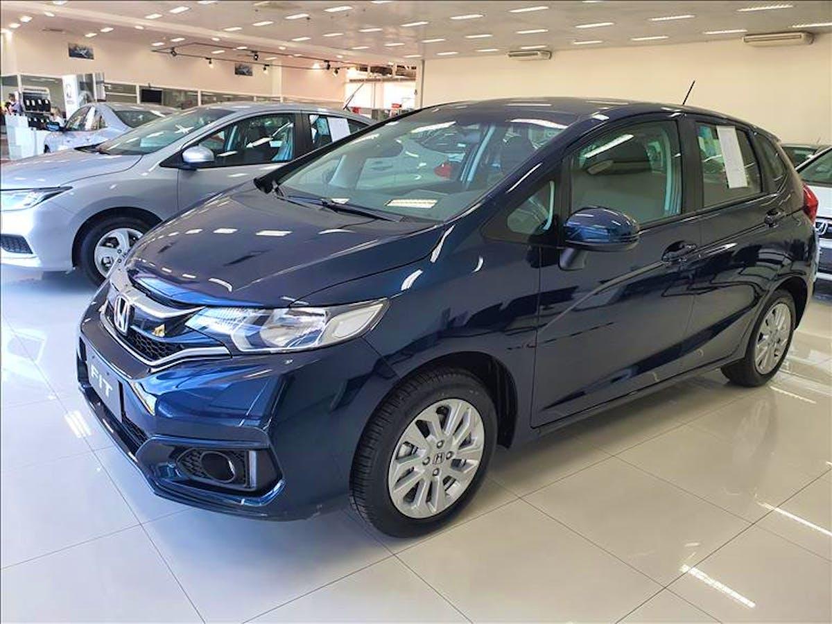 Honda FIT 1.5 LX 16V 2020/2020 - Foto 9