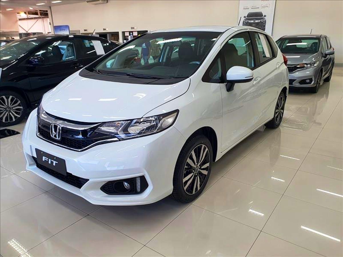 Honda FIT 1.5 EX 16V 2021/2021 - Foto 10