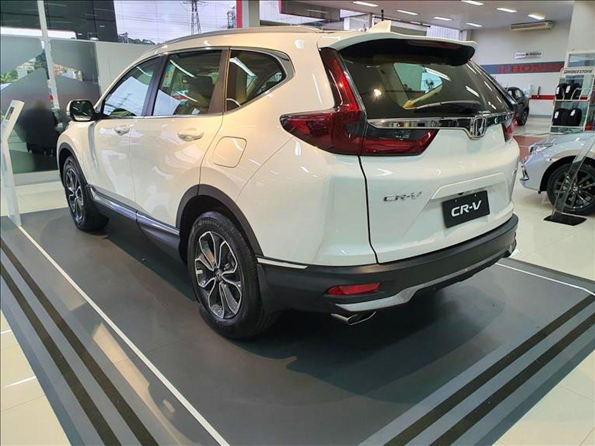 Honda CRV 1.5 16V VTC Turbo Touring AWD 2021/2021 - Foto 11
