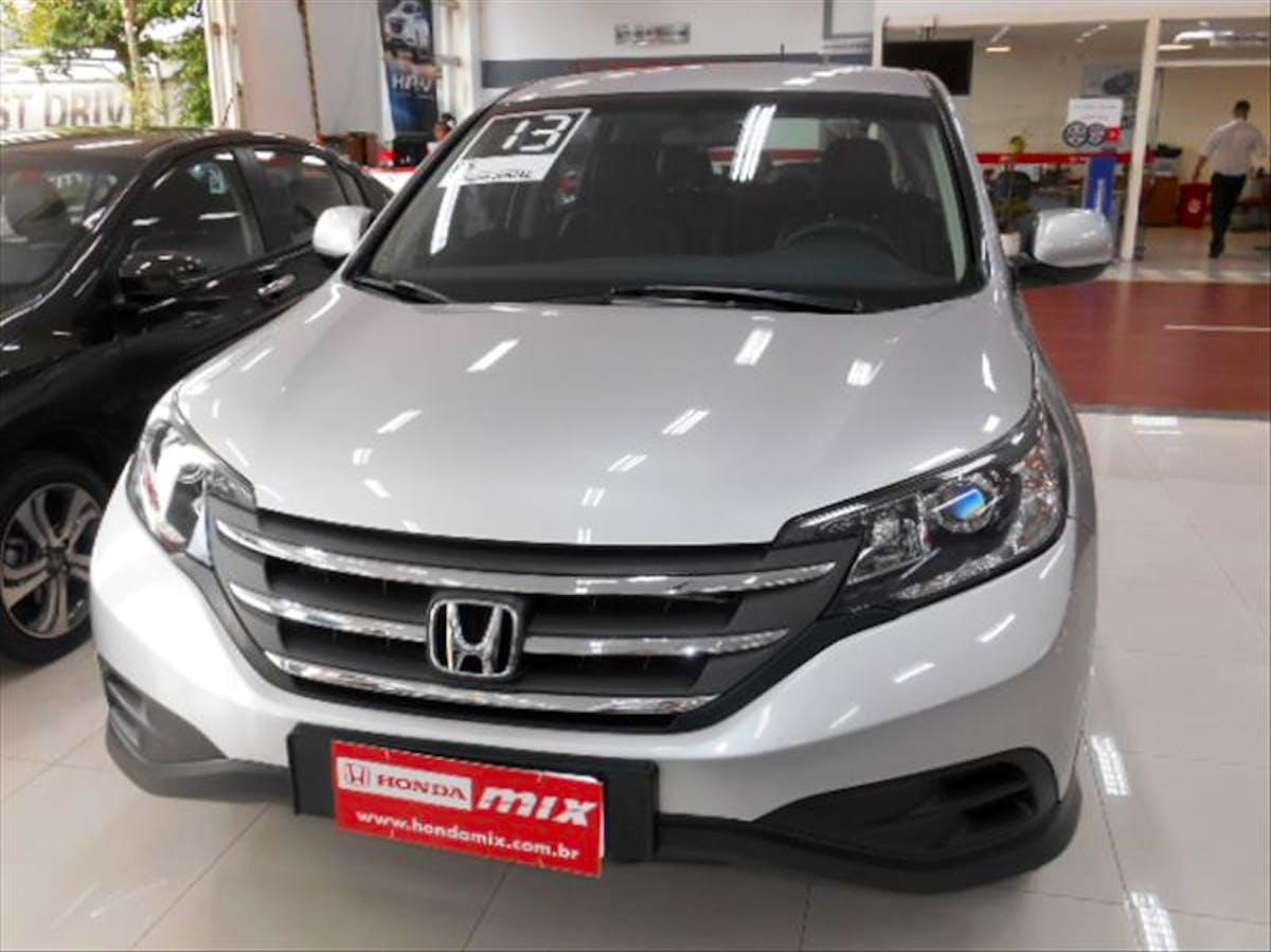 Honda CRV 2.0 LX 4X2 16V 2013/2013