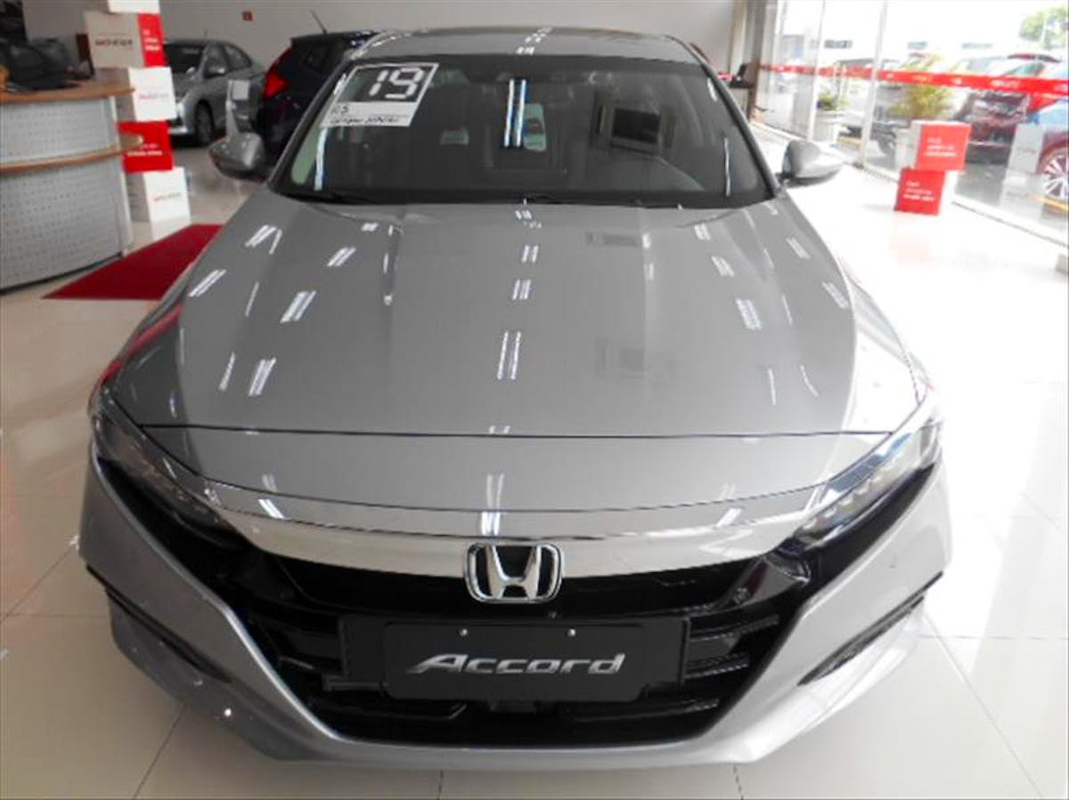 Honda ACCORD 2.0 Vtec Turbo Touring 10at 2019/2019