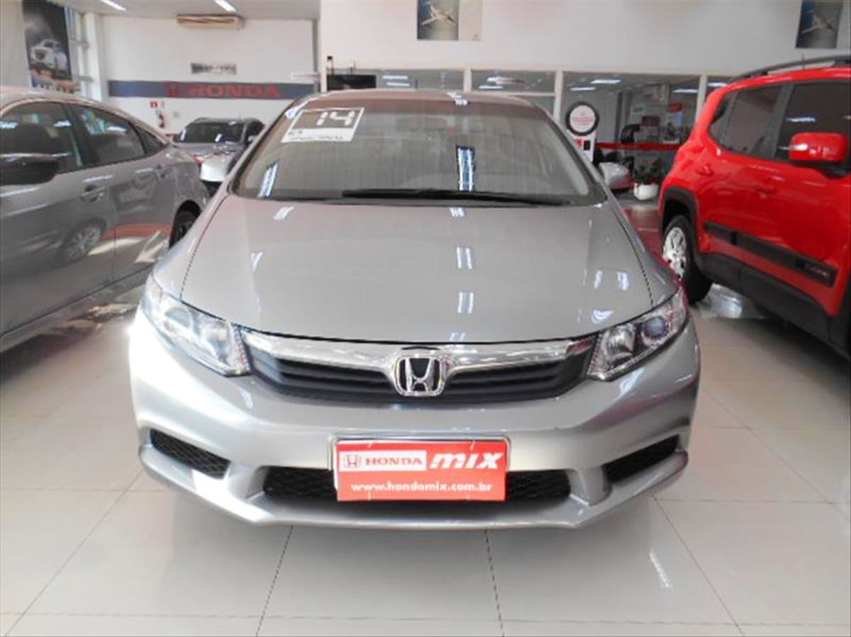 Honda CIVIC 1.8 LXS 16V 2013/2014