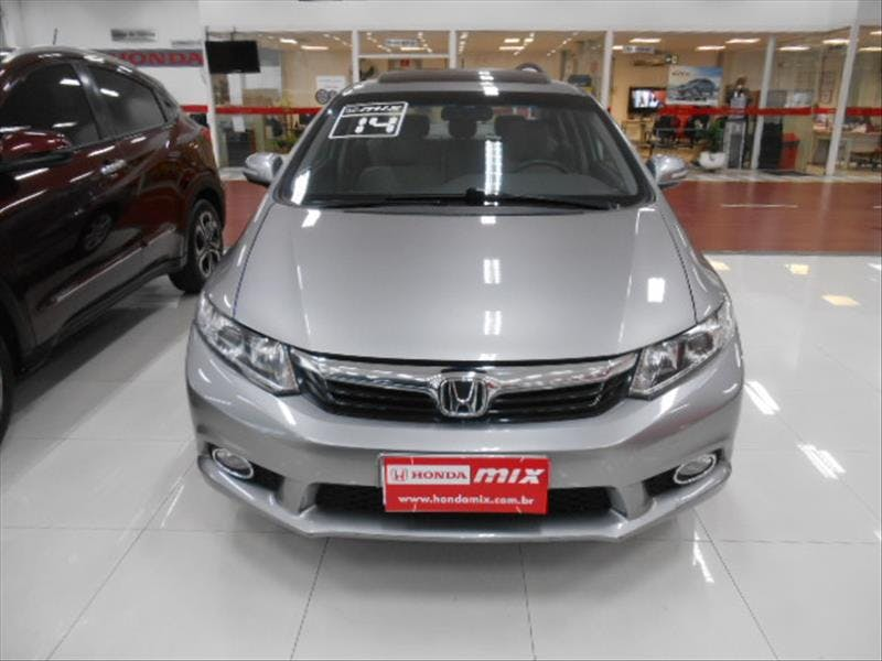 HONDA CIVIC 2.0 EXR 16V 2013/2014