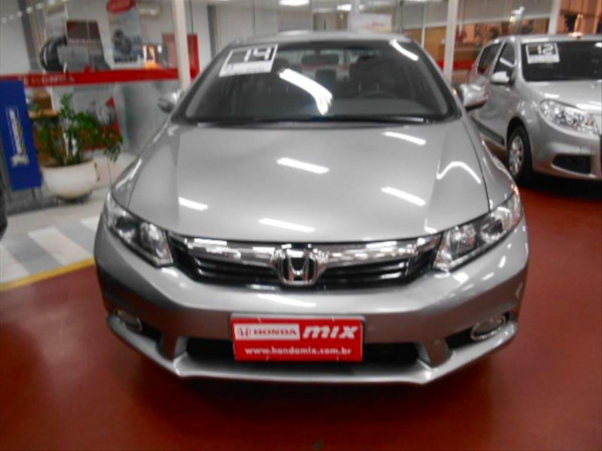 Honda CIVIC 2.0 LXR 16V 2013/2014
