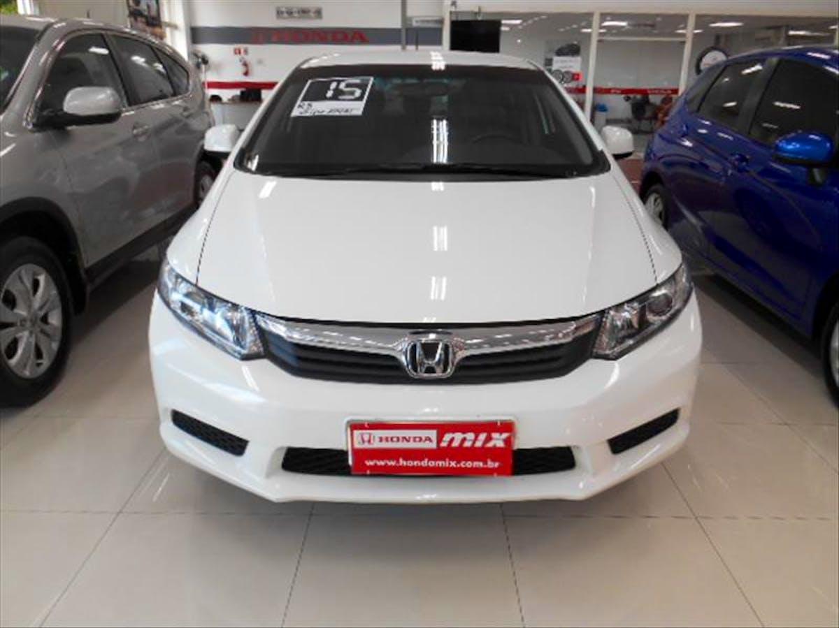 Honda CIVIC 1.8 LXS 16V 2014/2015