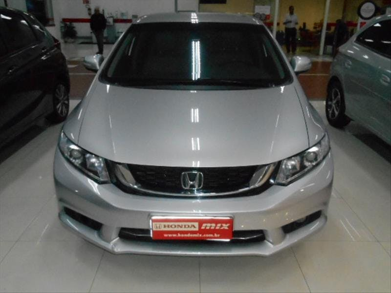 HONDA CIVIC 2.0 LXR 16V 2015/2016