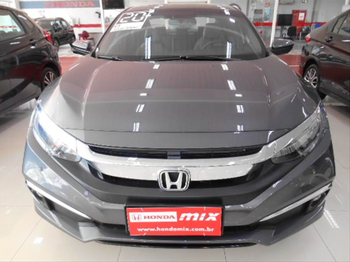 Honda CIVIC 1.5 16V Turbo Touring 2019/2020