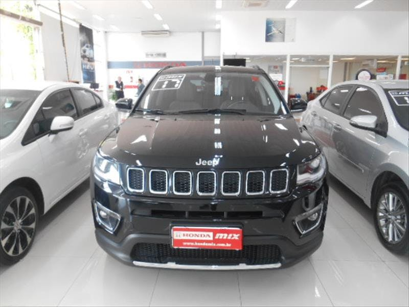 JEEP COMPASS 2.0 16V Limited 2016/2017 - Foto 1