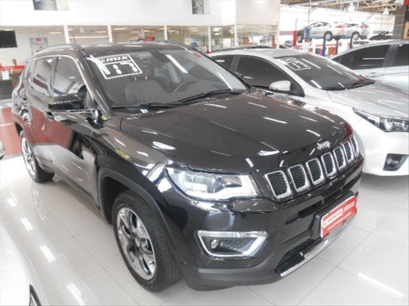 JEEP COMPASS 2.0 16V Limited 2016/2017 - Foto 9
