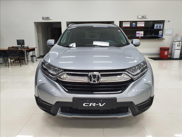 HONDA CRV 1.5 16V VTC Turbo Touring AWD 2018/2018