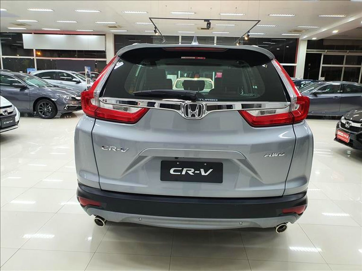 Honda CRV 1.5 16V VTC Turbo Touring AWD 2019/2019 - Foto 7