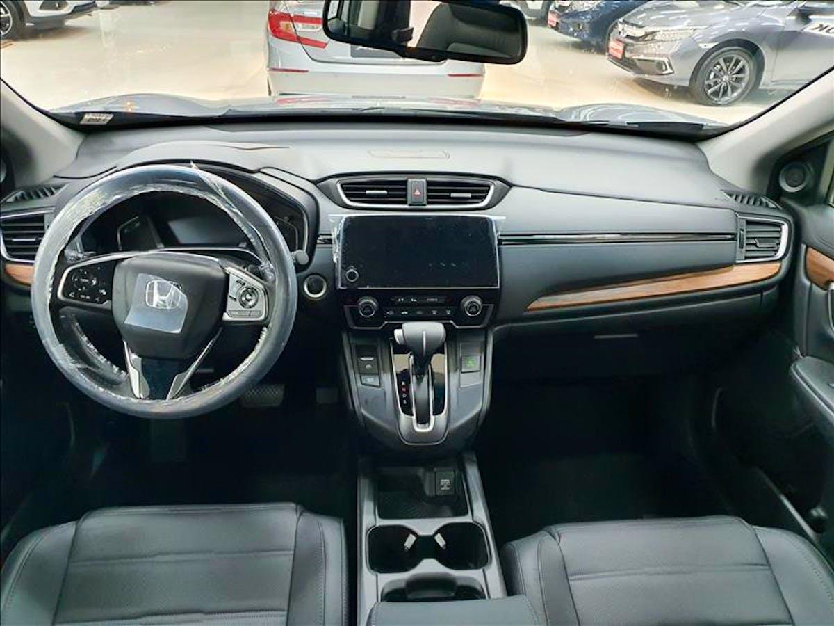 Honda CRV 1.5 16V VTC Turbo Touring AWD 2019/2019 - Foto 8