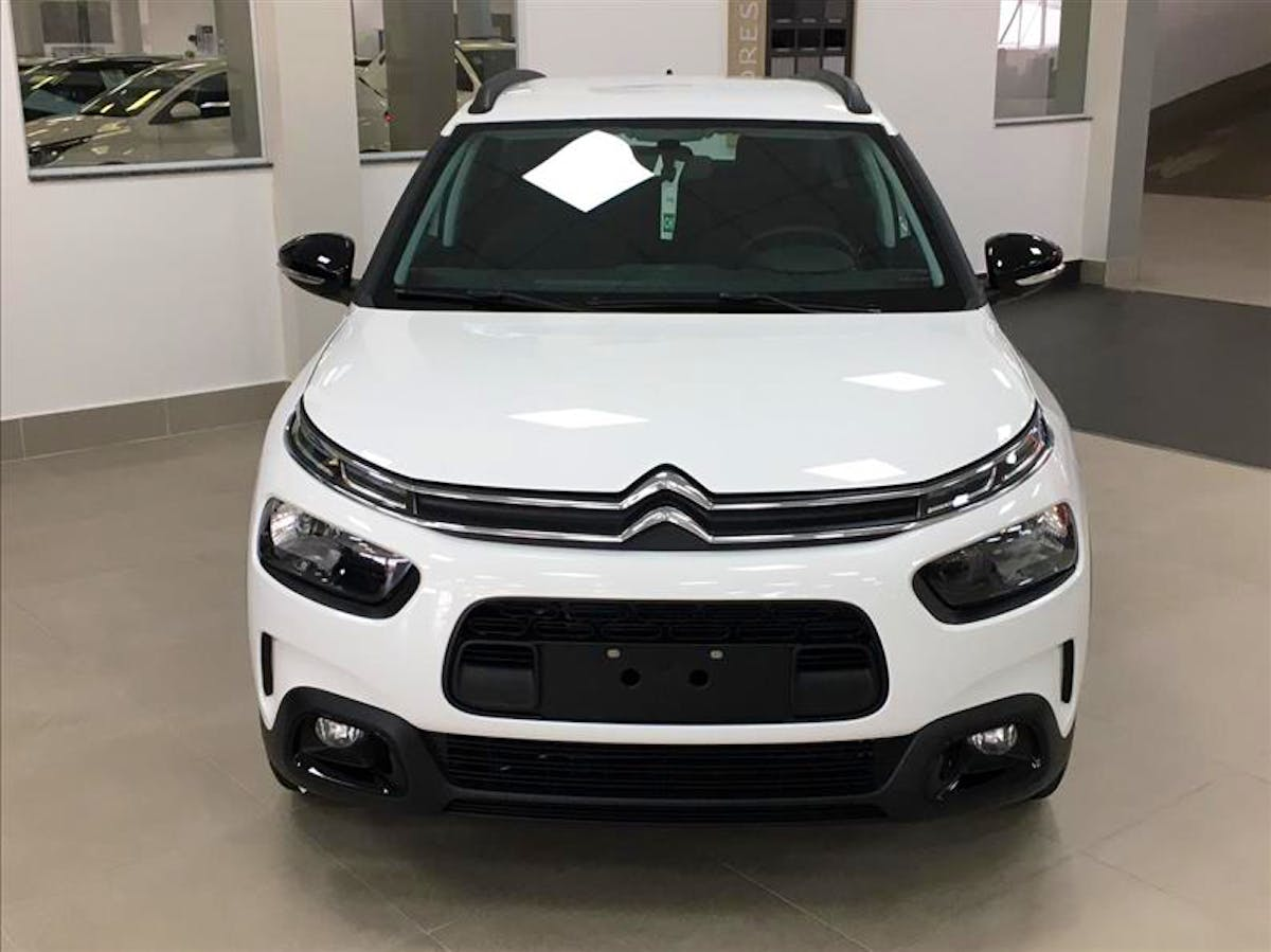 CITROËN C4 CACTUS 1.6 VTI 120 Feel Eat6 2021/2021