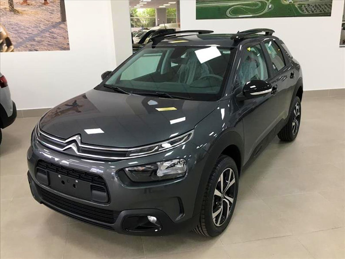 CITROËN C4 CACTUS 1.6 VTI 120 Feel Pack Eat6 2021/2021 - Foto 3