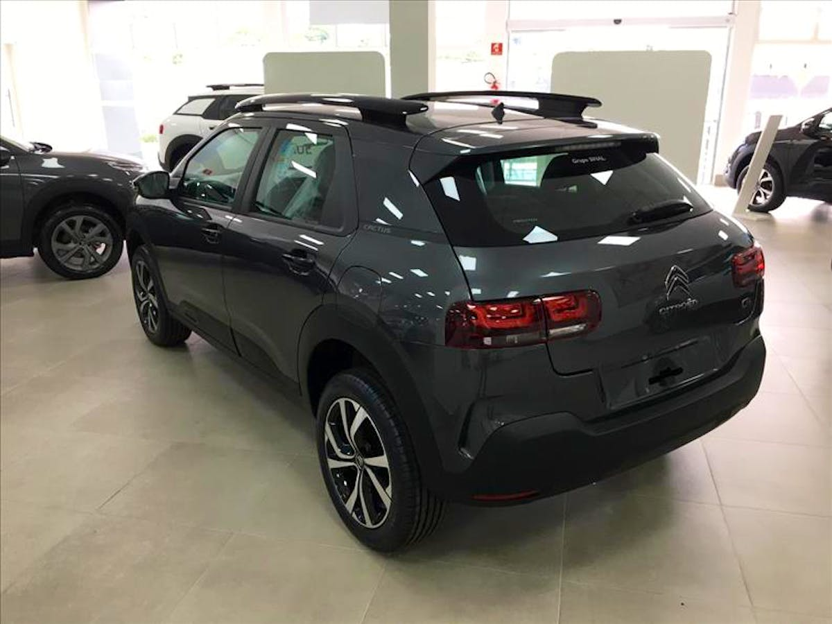 CITROËN C4 CACTUS 1.6 VTI 120 Feel Pack Eat6 2021/2021 - Foto 5