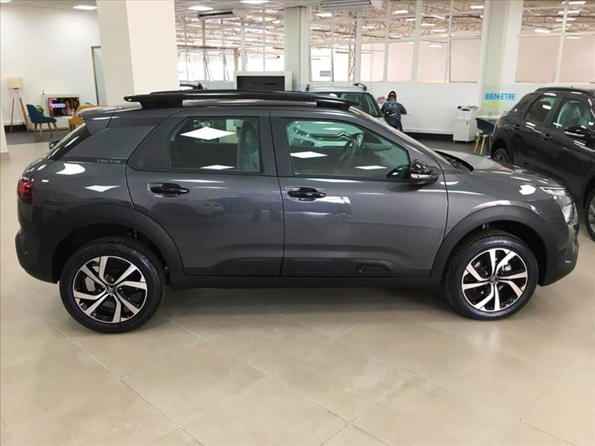 CITROËN C4 CACTUS 1.6 VTI 120 Feel Pack Eat6 2021/2021 - Foto 7
