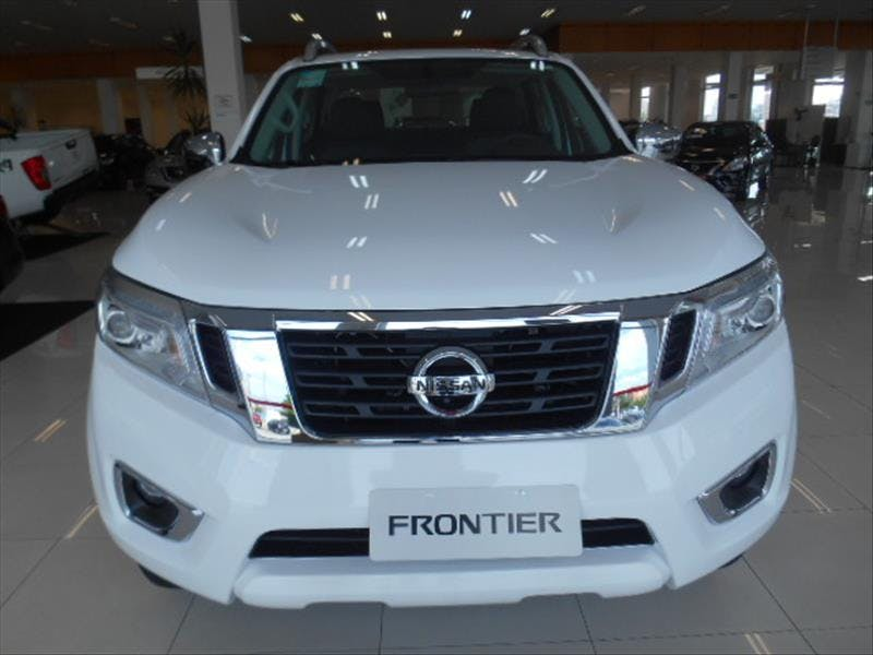 NISSAN FRONTIER 2.3 16V Turbo LE CD 4X4 2018/2018