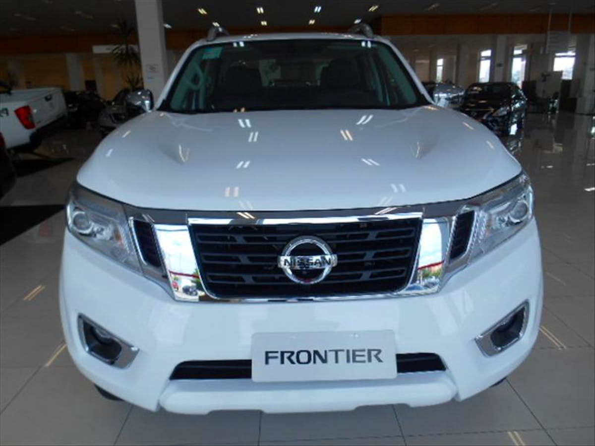 NISSAN FRONTIER 2.3 16V Turbo LE CD 4X4 2020/2020