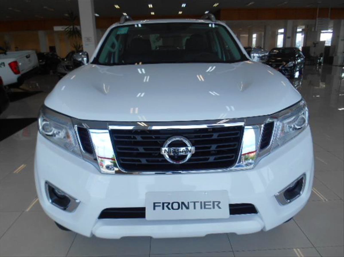 NISSAN FRONTIER 2.3 16V Turbo LE CD 4X4 2019/2020