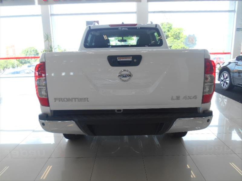 NISSAN FRONTIER 2.3 16V Turbo LE CD 4X4 2018/2018 - Foto 2