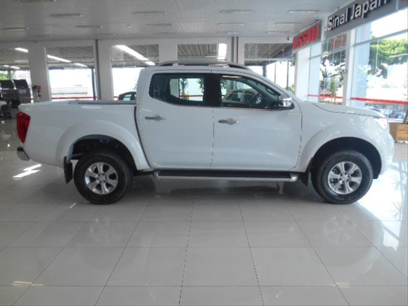 NISSAN FRONTIER 2.3 16V Turbo LE CD 4X4 2018/2018 - Thumb 4