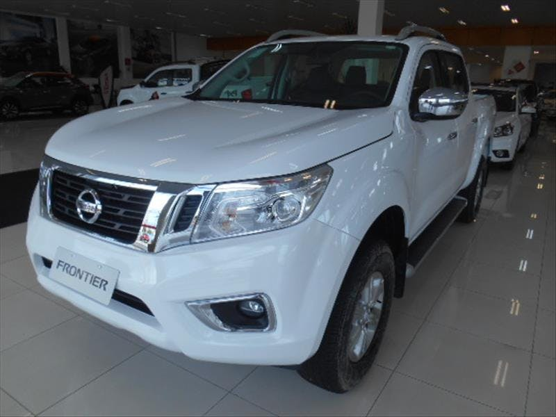NISSAN FRONTIER 2.3 16V Turbo LE CD 4X4 2018/2018 - Foto 5