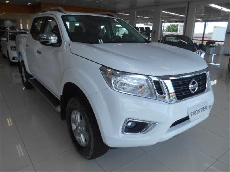 NISSAN FRONTIER 2.3 16V Turbo LE CD 4X4 2018/2018 - Thumb 6