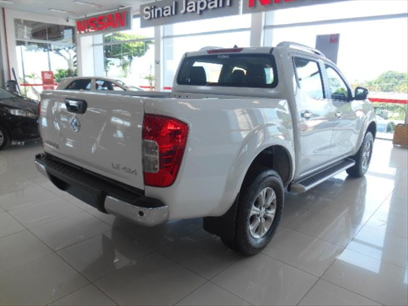 NISSAN FRONTIER 2.3 16V Turbo LE CD 4X4 2018/2018 - Thumb 8