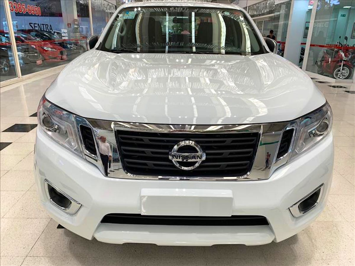 NISSAN FRONTIER 2.3 16V Turbo XE CD 4X4 2019/2020