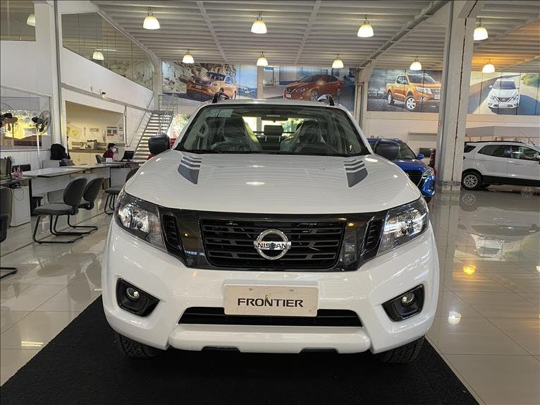 NISSAN FRONTIER 2.3 16V Turbo Attack CD 4X4 2018/2019