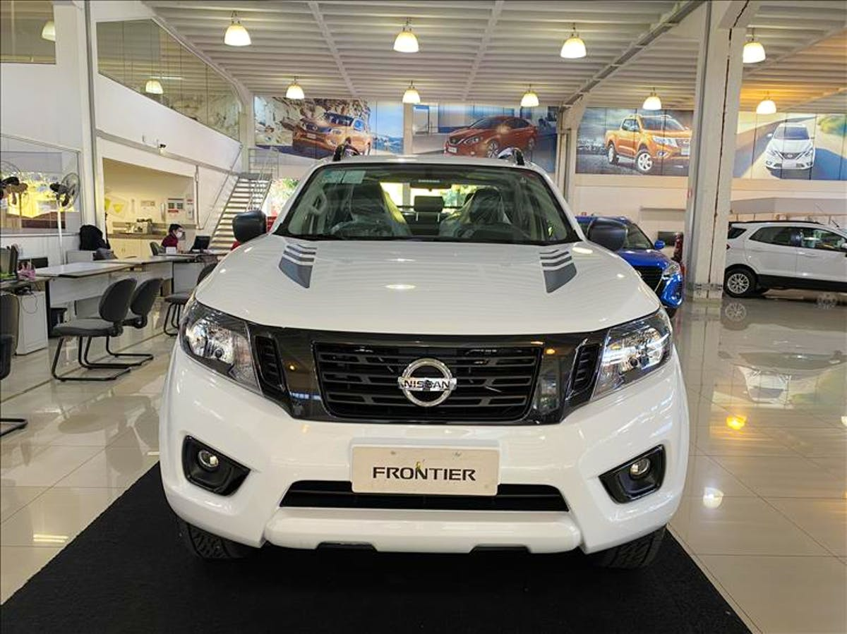 NISSAN FRONTIER 2.3 16V Turbo Attack CD 4X4 2019/2020