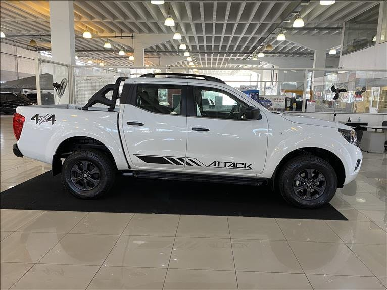NISSAN FRONTIER 2.3 16V Turbo Attack CD 4X4 2018/2019 - Foto 3