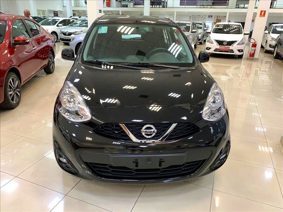 NISSAN MARCH 1.6 SV 16vstart 2020/2020