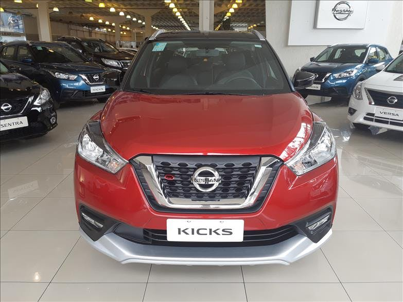 NISSAN KICKS 1.6 16vstart Uefa Champions League 2019/2019