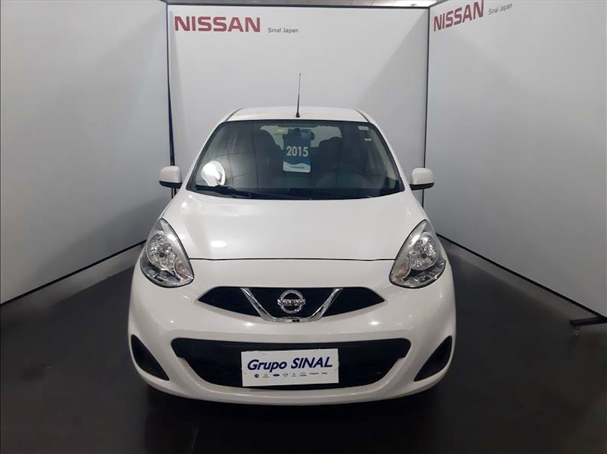 NISSAN MARCH 1.0 S 12V 2015/2015