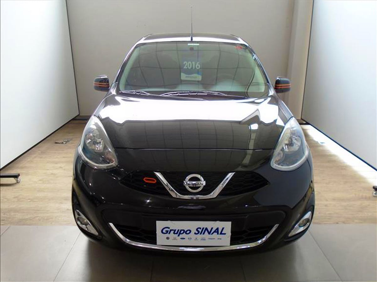 NISSAN MARCH 1.6 RIO 2016 16V 2016/2016